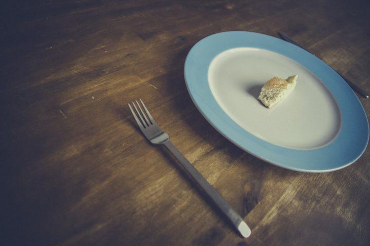 ミニマリズムの食事