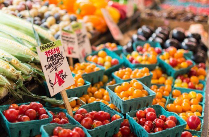 スーパーのオーガニック(有機栽培)トマト