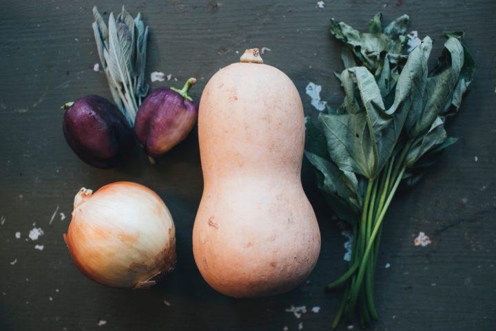 4種類オーガニック(有機栽培)の野菜