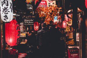 古き良き日本の商店街