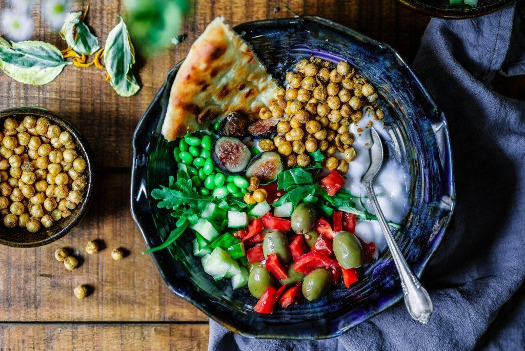 バランスに優れ、タンパク質も豊富なヴィーガン食材