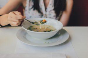 ダイエット中のスープ