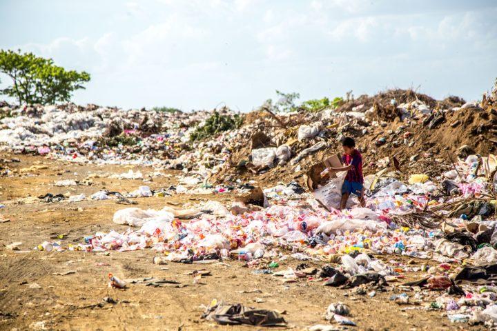 ゴミなどの環境問題