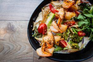魚介類が食べられるペスカタリアンという菜食主義