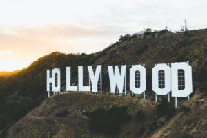 ハリウッドのサイン、看板