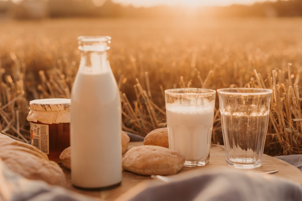 牛乳に豊富なカルシウムはビーガンやヴェジタリアンに不足しがち