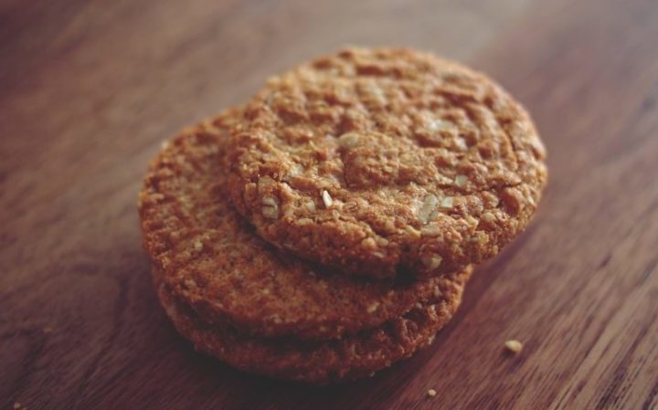 オーガニック(有機栽培)のクッキー