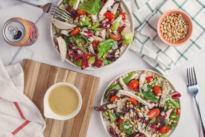 フレキシタリアンも食べるチキンサラダ
