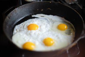 スクランブルエッグなどの卵も植物代替食品が豊富